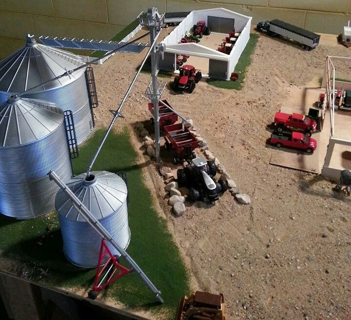 21 best images about 1 64 farm toys on pinterest for 1 64 farm layouts