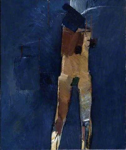 John Keith Vaughan – Standing Figure