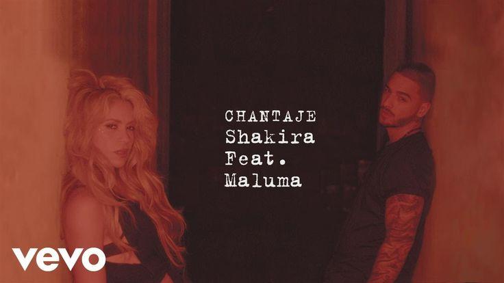 Shakira - Chantaje (Cover Audio) ft. Maluma. Mi diosa vuelve con todo!!