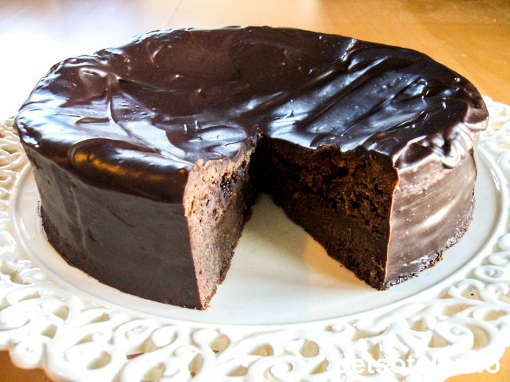 To die for Chocolate Cake