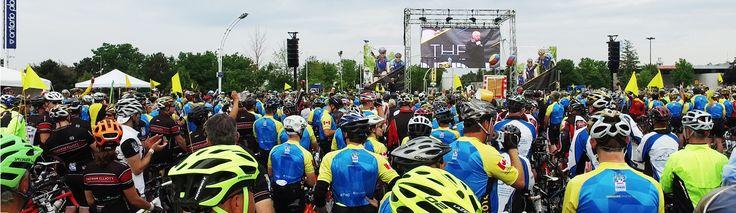 The Enbridge Ride to Conquer Cancer Raises $17.3 Million