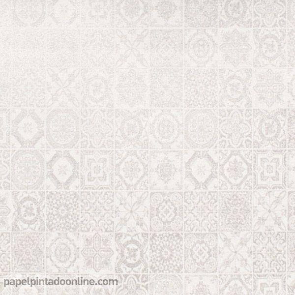 Papel pintado smart sma 2611 01 23 papel de imitaci n a for Papel pintado imitacion azulejo