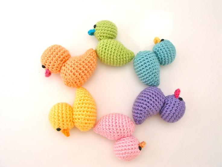 Rainbow Duckies - booanimals.com