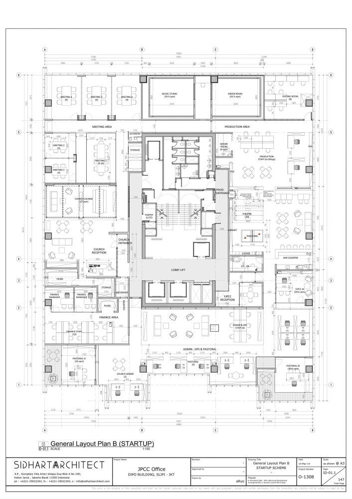 japanese office layout. gallery of jakarta praise community church / sidharta architect - 20 japanese office layout l