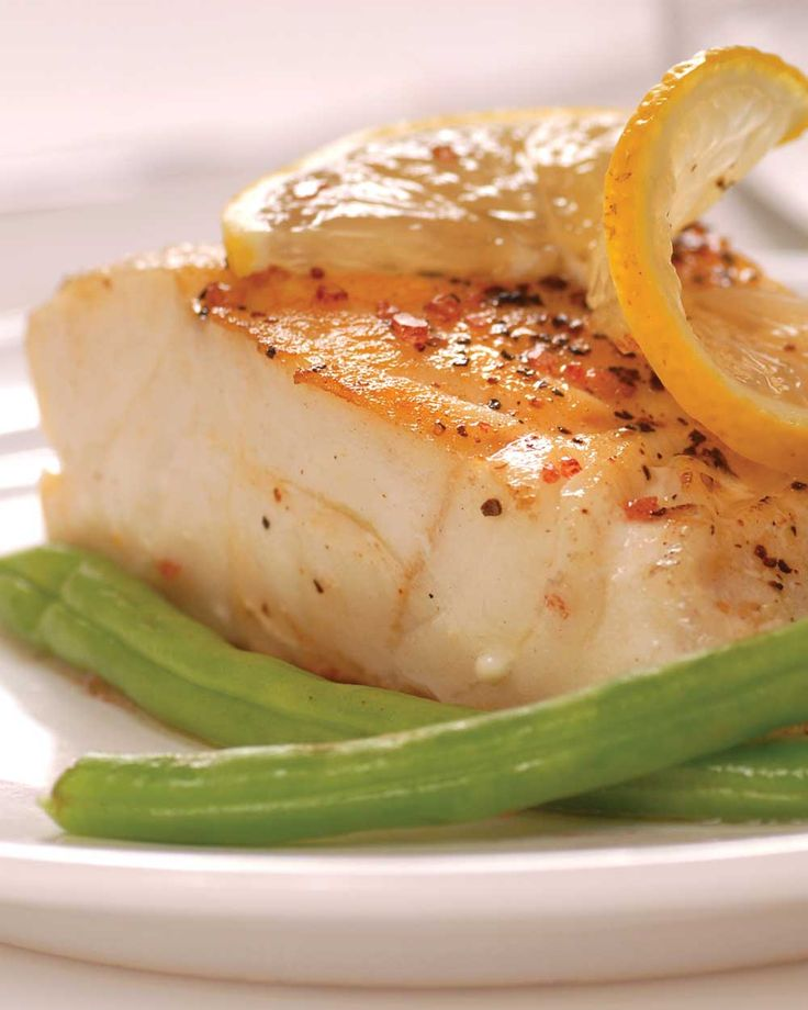 Jensen's Foods's own delicious recipe for Grilled Icelandic Cod Fillets.