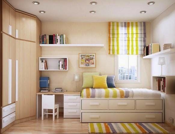 38 ιδέες για μικρά δωμάτια και σπίτια! | Φτιάξτο μόνος σου - Κατασκευές DIY - Do it yourself
