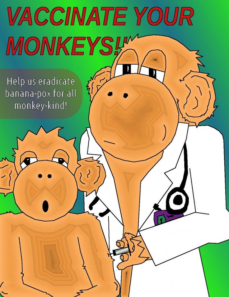 Monkey Vaccine Propaganda