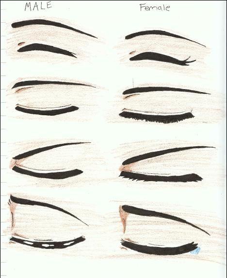 Best 25 anime eyes ideas on pinterest anime drawings sketches manga or anime eye drawings 2 by siouxstariantart on deviantart anime eyes drawinghow ccuart Choice Image