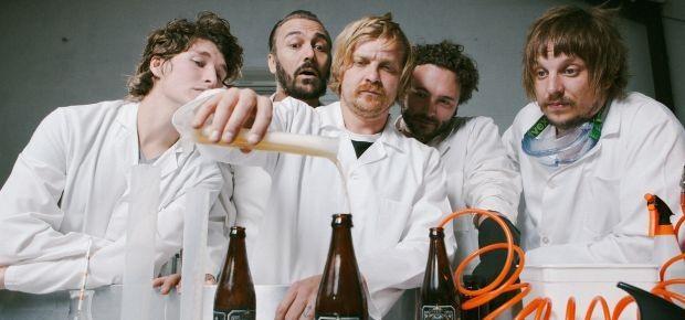 Fokofpolisiekar to launch third craft beer in New Zealand. (Photo: Adriaan Louw)