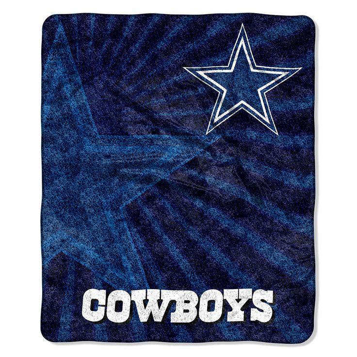 Oriental Rug A throw blanket for a Dallas Cowboy game day
