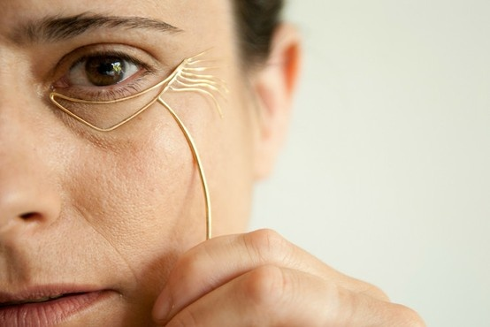 Anti-Fashion Fashion: Jewelry That Celebrates Wrinkles Instead Of Hiding Them