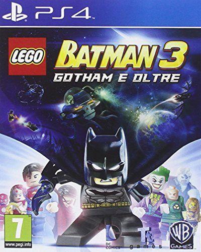LEGO BATMAN 3 PS4: Warner Bros 5051891114753