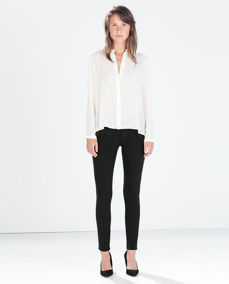 Image 1 of CARGO PANTS from Zara