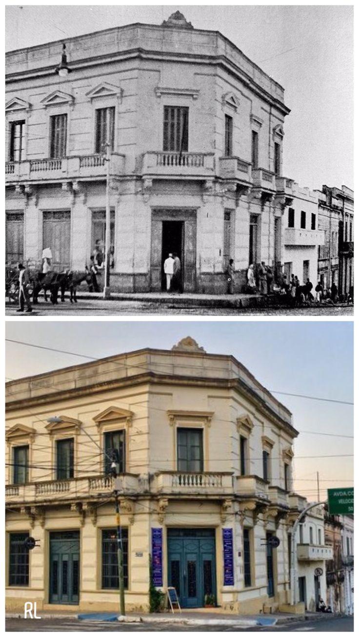 Montevideo y el Paraguayo Independiente de Asunción-Paraguay