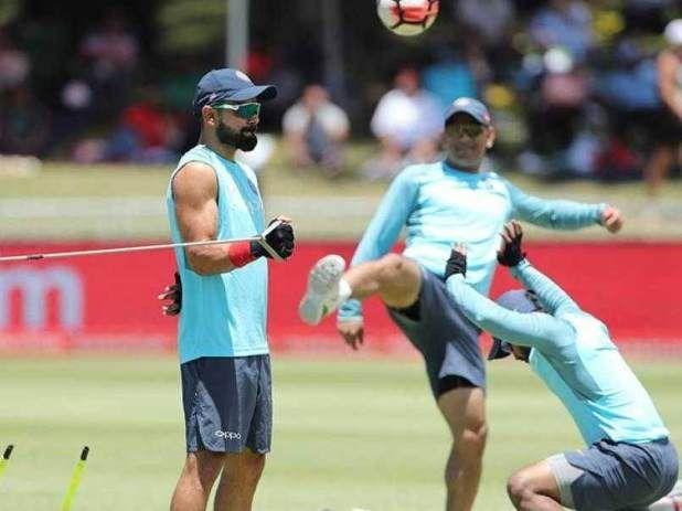 Bad News Awaits Virat Kohli-led Team India At St George's Park