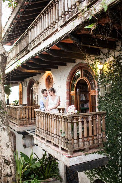 Emily & Jim Wedding at Hacienda Siesta Alegre, in Rio Grande, Puerto Rico by Vanessa Velez Photography