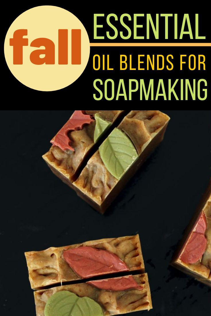 Fall Essential Oil Blends For Soaps Ready To Bask In Your Favorite Fall Scents As Part Of Your Fall Soap Recipes Fall Essential Oil Blends Fall Essential Oils