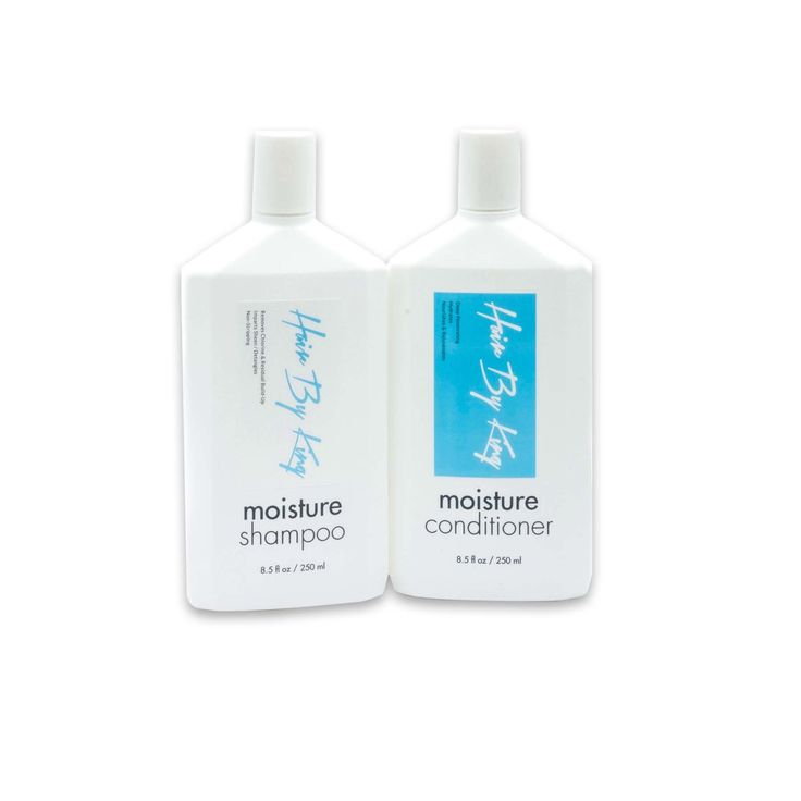Moisturizing Shampoo to keep your bundles smooth and soft !