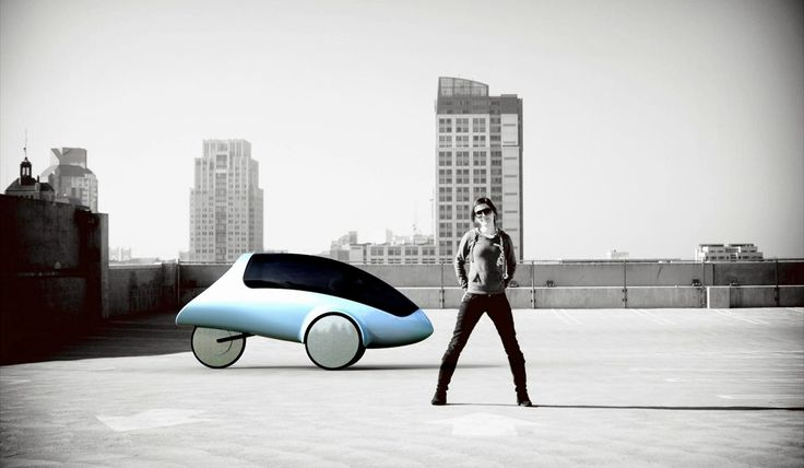 Electric (solar recharge) vehicle with pedal assist.