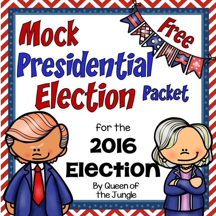 Hold a Mock Election in  your classroom this November!