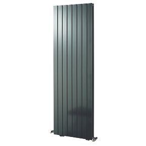 Order online at Screwfix.com. Oceanus Duplex vertical radiators are a stylish range of tall radiators with a high heat output and a solid steel construction benefitting from a high quality, powder-coated finish. Their easy to install design enables the Oceanus Duplex to be used as a vertical or horizontal radiator, whilst the simple, clean lines of these double panel upright radiators will enhance the décor of any contemporary room. FREE next day delivery available, free collection in 5…