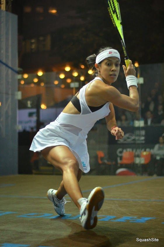 Nicol David - World #1 #Squash Player | August 2014