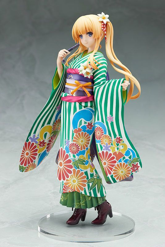 Saenai Heroine no Sodatekata - Sawamura Spencer Eriri - 1/8 - Kimono ver. (Aniplex)