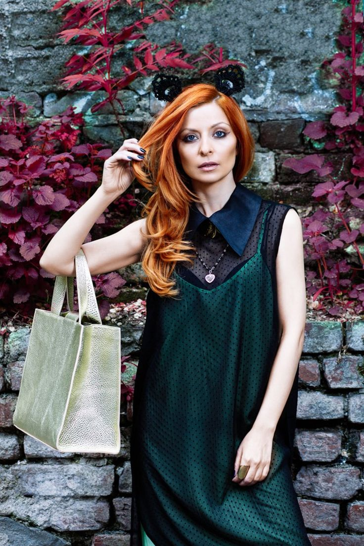 How to Wear Larisa Dragna - See more:  www.dianaenaiche.com