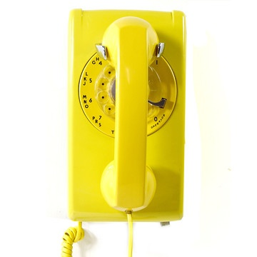 Colorful Vintage Phones. I talk on this phone for hours..Mom always had a long cord or we stretch it to be a long cord!!