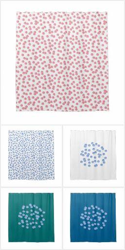 Polka Dots for Bathroom