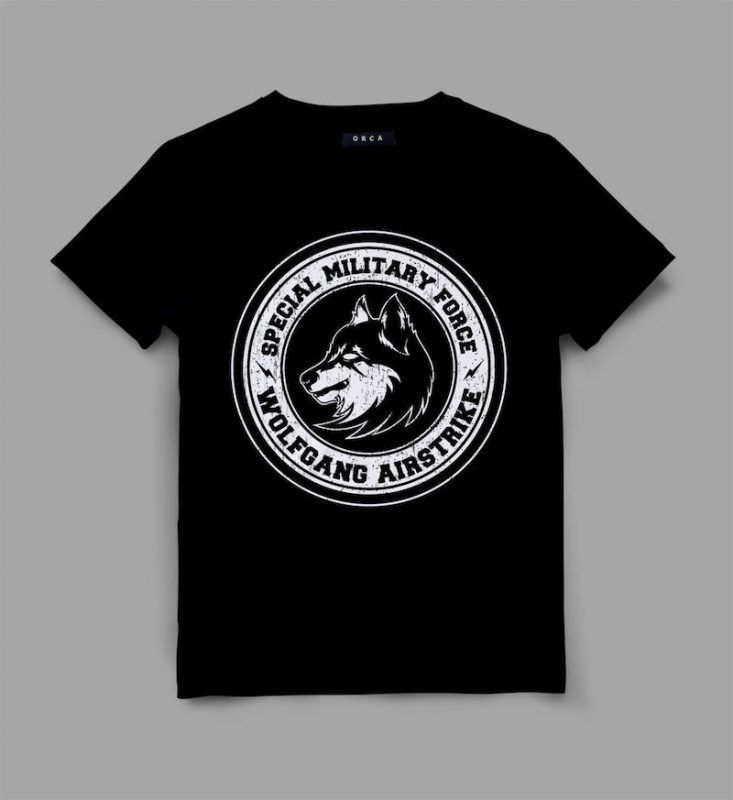 Wolf Graphic Tee Design Buy T Shirt Designs Screen Printing Graphic Tees Graphic Tee Design Tshirt Designs