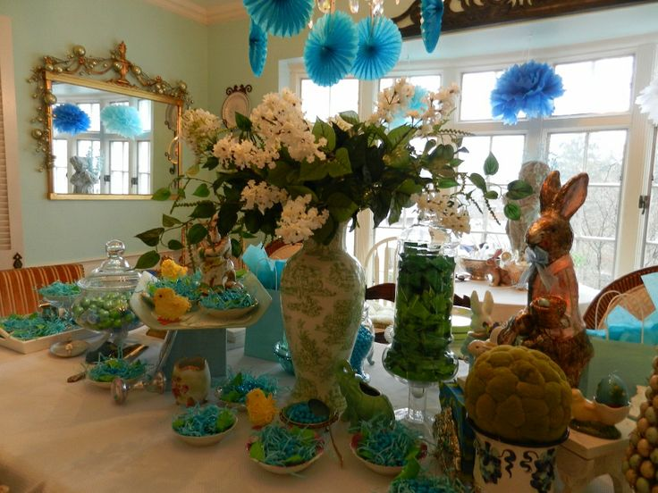 1000 Images About Baby Shower Tablescape On Pinterest