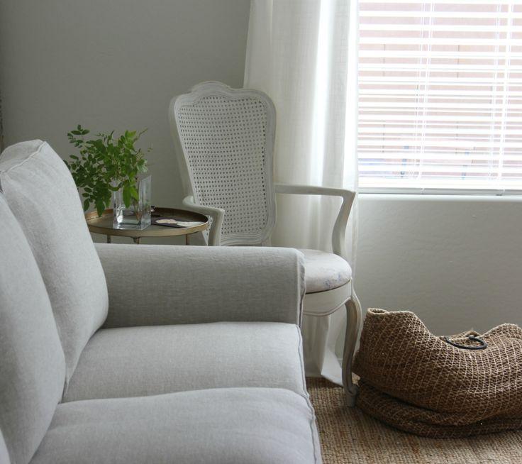 Updating An Ektorp Living Room