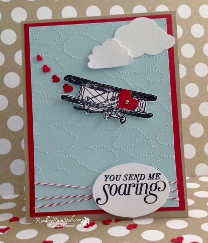 You Send Me... | Rambling Rose Studio | Billie Moan