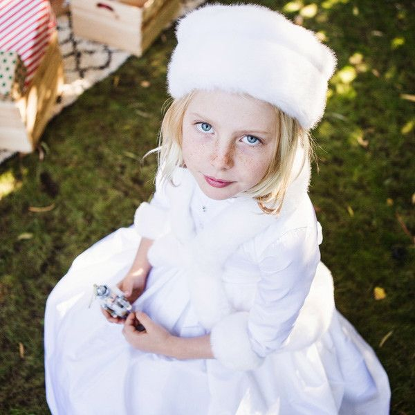 snow queen - halloween costume | photo by sophie jacobson/love bucket photo
