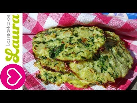Tortillas ¡Sin Harina! Tortilla de Verduras - YouTube