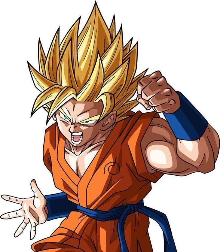 Best 25+ Goku Bardock Ideas Only On Pinterest
