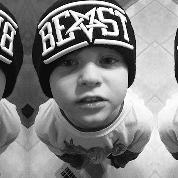"""BEAST"" Beanies selling fast at www.crmc-clothing.co.uk | WE SHIP WORLDWIDE  Model - Leo  #independent #alternativefashion #altclothing #occultfashion #occult #altstyle #beast #pentagram #satanic #grunge #independentclothing #beanie #cute #love #satan #devil #666 #alternativeboy #alternativegirl #tattooed #altgirl #altboy"