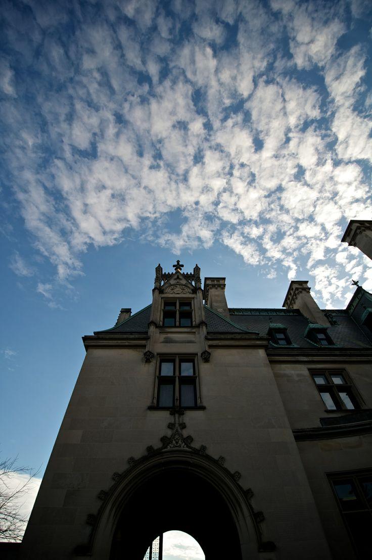 Porte cochere biltmore estate pinterest for Porte cochere