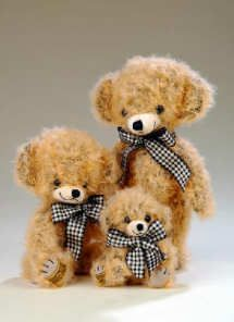 Merrythought Cheeky Bears - always liked these