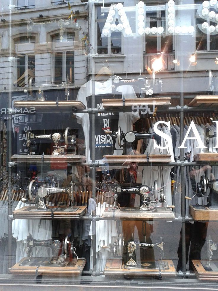 alteration shop window displays - Google Search