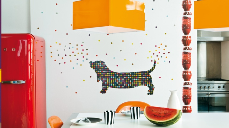 E tu come decoreresti la parete della tua cucina? :)
