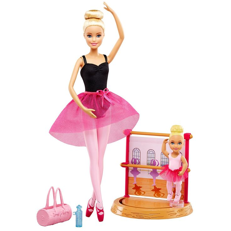Barbie Ballet Instructor - Career Doll | DXC93 | Barbie