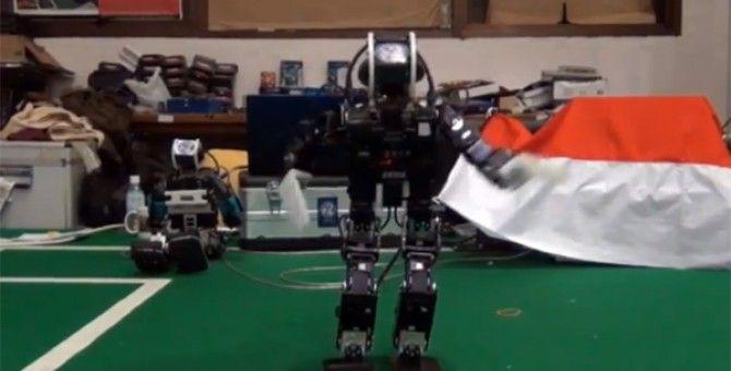 Robot Surabaya Student Work