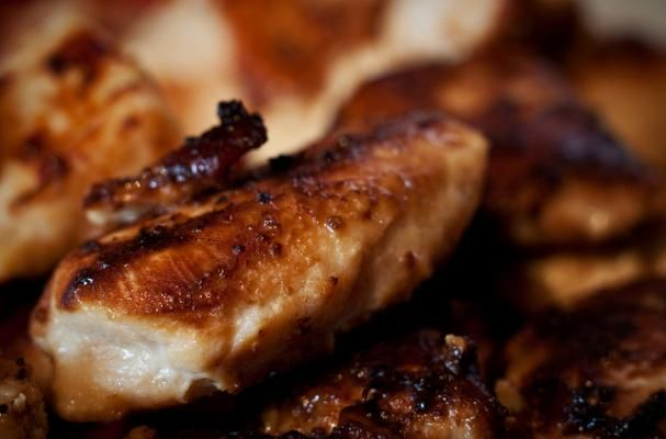 Grilled Ginger Miso Chicken | Recipes | Pinterest