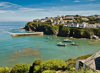 going to Port Isaac (Portwenn) to see where Doc Martin lives!