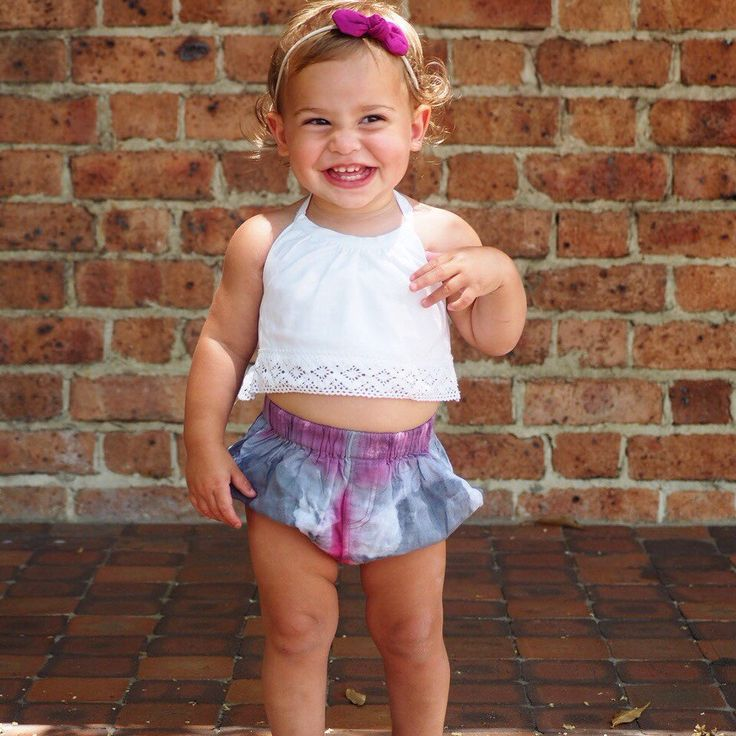Perfect little shorties for hot days!