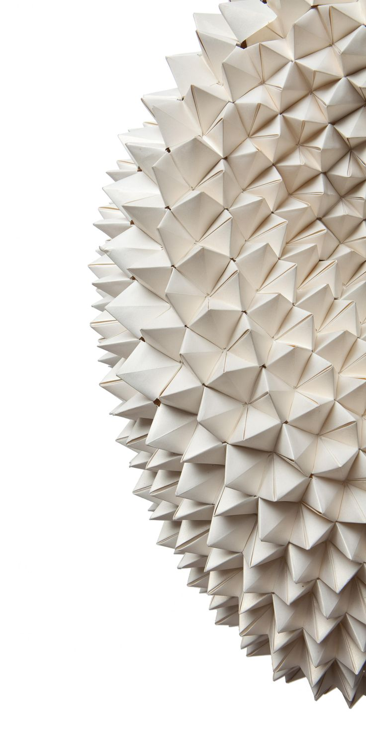 Faltwerk Origami = stunning
