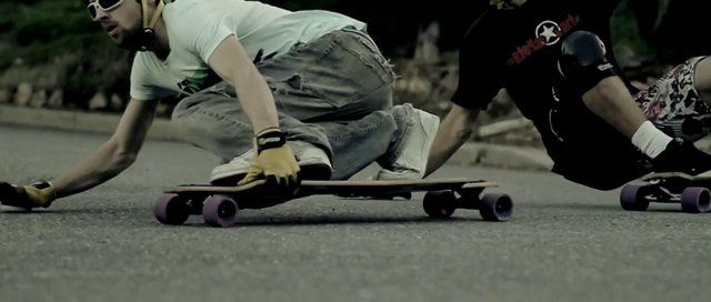 Longboarding: Slide on Vimeo