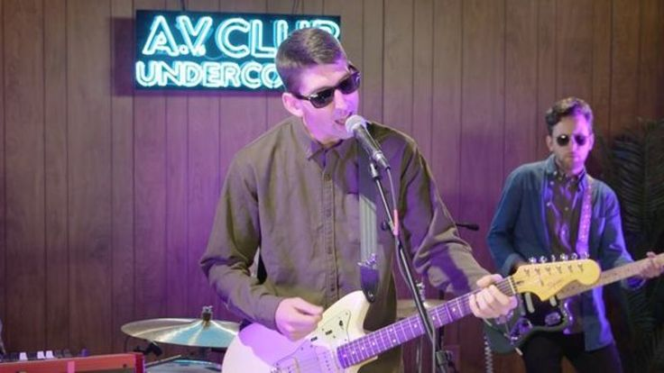 "Tigers Jaw has some fun with Outkast's ""Hey Ya"""